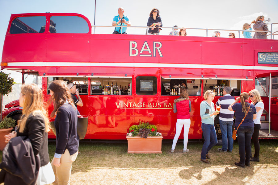 The ultimate guide to the Royal Windsor Horse Show - FOOD