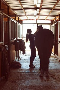 Are you ready to be a Sole Charge Groom - a job with a lot of responsibility