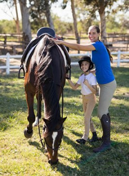 Are you ready to be a Sole Charge Groom - family children