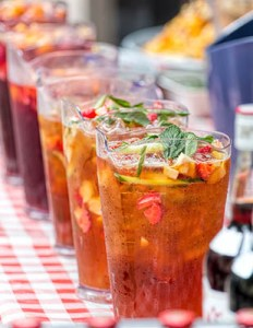 County Shows explained - Anyone for Pimm's?