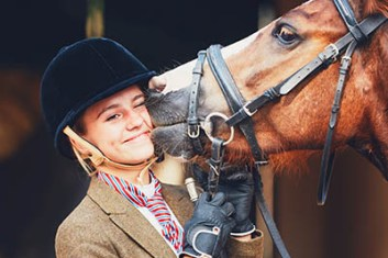 A Sneak Peak at an equine Grooms Wish List - to be able to bring their own horse and pets