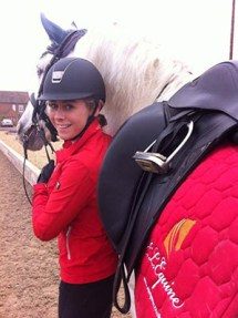 Keeping Your Equine Athletes Warm - Hannah Doggett