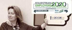Equestrian Employers Conference 2020 - Guest Speaker Caroline Carter