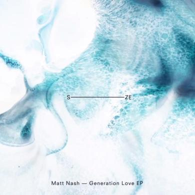 Matt Nash Generation LOVE EP SIZE Reords