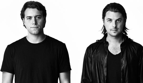 Axwell Ingrosso end finish