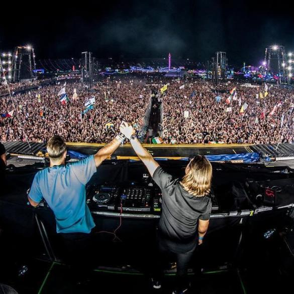 Axwell Ingrosso Axtone More Than You Know remix