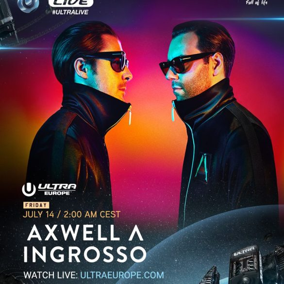 Axwell Ingrosso Ultra Music Festival Croatia