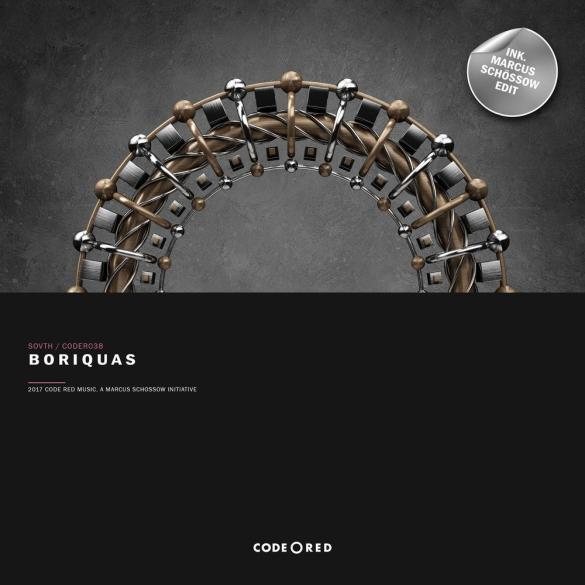 Boriquas SOVTH Marcus Schossow Code Red
