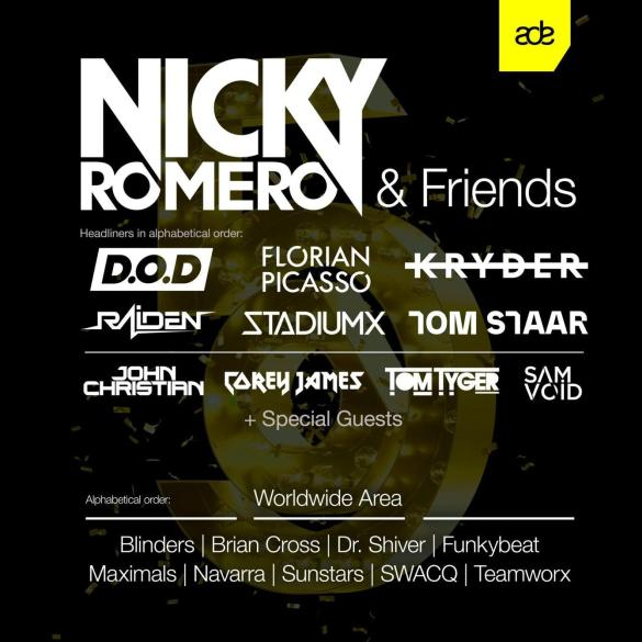 Nicky Romero Protocol ADE