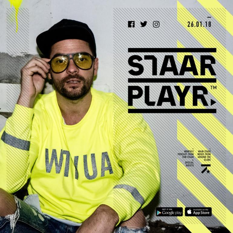 tom Staar Player podcast