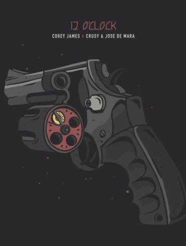 Corey James Crusy Jose De Mara 12 O'Clock SIZE Records