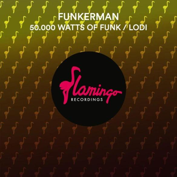Funkerman 50.000 Watts of Funk Lodi flamingo Recordings