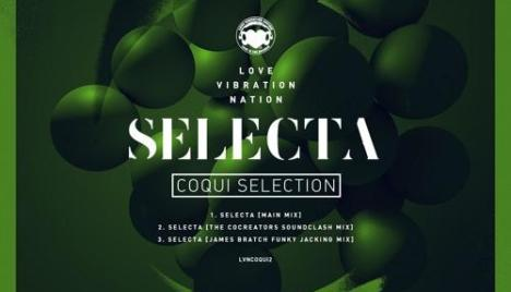 Spanish producer Coqui Selection is back with an enthusiastic track called Selecta