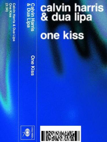 Calvin Harris Dua Lipa One Kiss