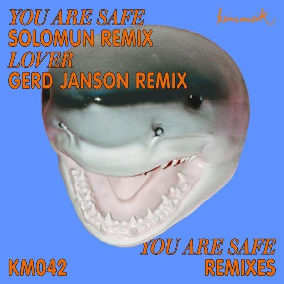 keinemusik you are safe solomun remix