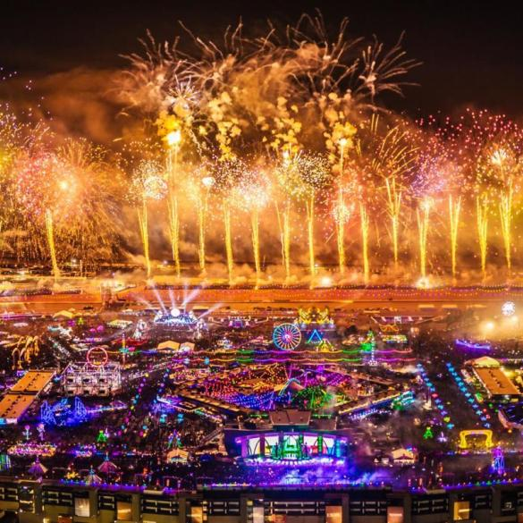 Watch EDC Electric Daisy Carnival Las Vegas