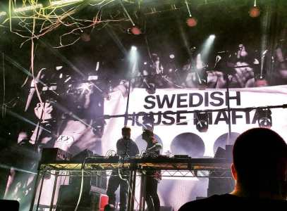 Swedish House Mafia 2019 tour