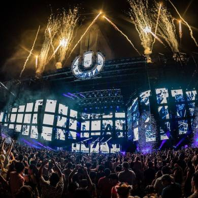 Ultra Music Festival Singapore 2018 Day 1 Steve Angello Nicky romero