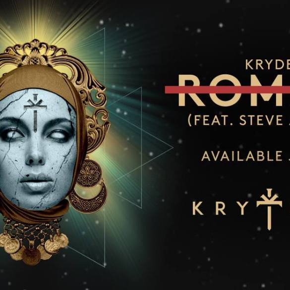 Kryder Steve Angello Romani Kryteria Records Spinnin'