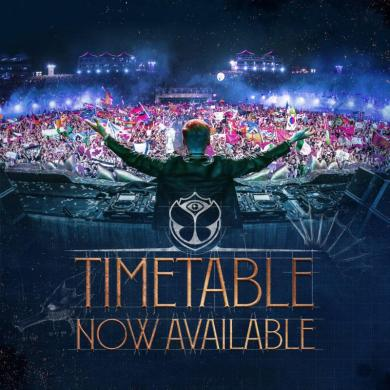 Tomorrowland 2018 lineup timetable guide