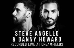 Steve Angello Danny Howard BBC Radio 1 Essential Mix Creamfields