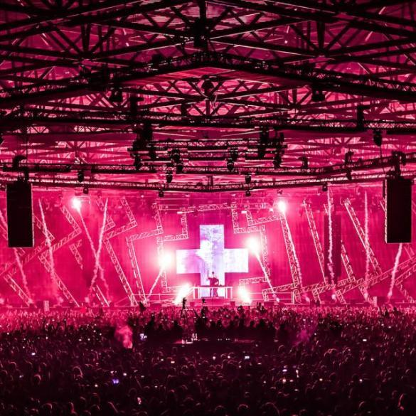 Martin Garrix Amsterdam ADE RAI stage 2018