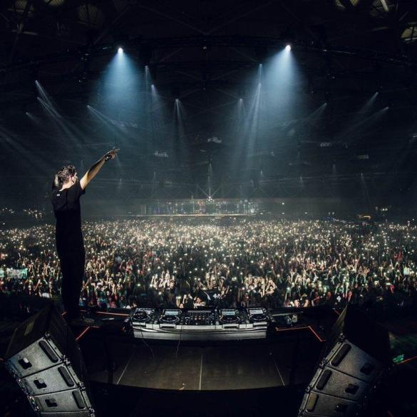 Martin Garrix #1 Top 100 DJ Mag 2018