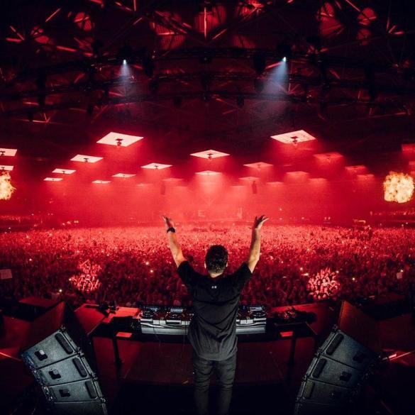 Martin Garrix Intro ID Amsterdam RAI 2018