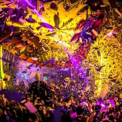 elrow new york line up november 2018