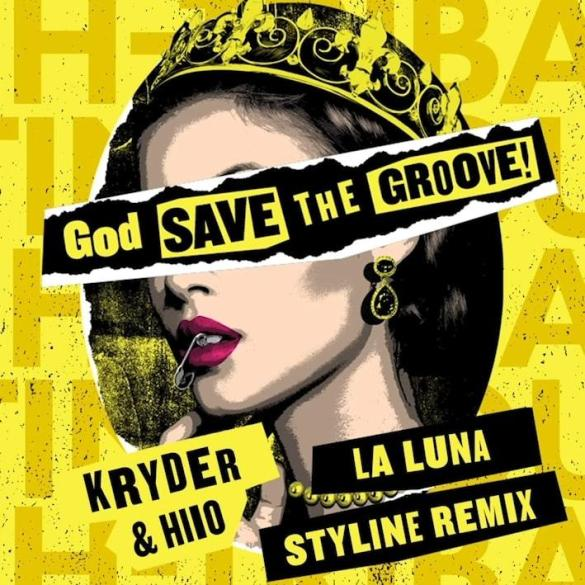 Kryder HIIO La Luna Styline remix