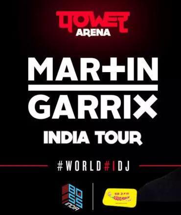 Martin garrix India Tour 2019 Mumbai Delhi