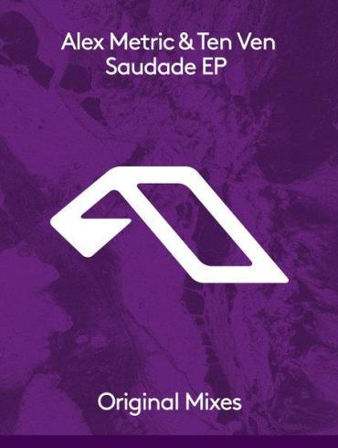alex metric ten ven Anjunadeep Saudade