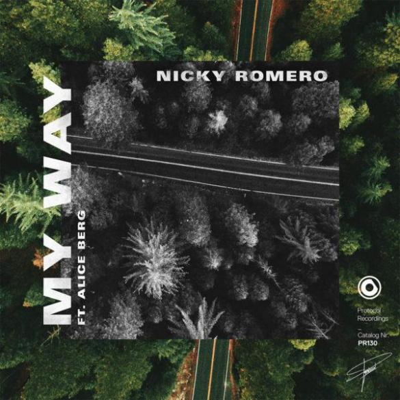 Nicky Romero My Way Alice Berg Protocol