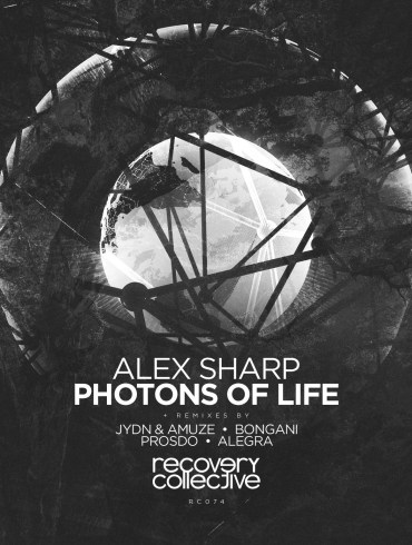 Alex Sharp Photons Of Life EP Recovery Collective
