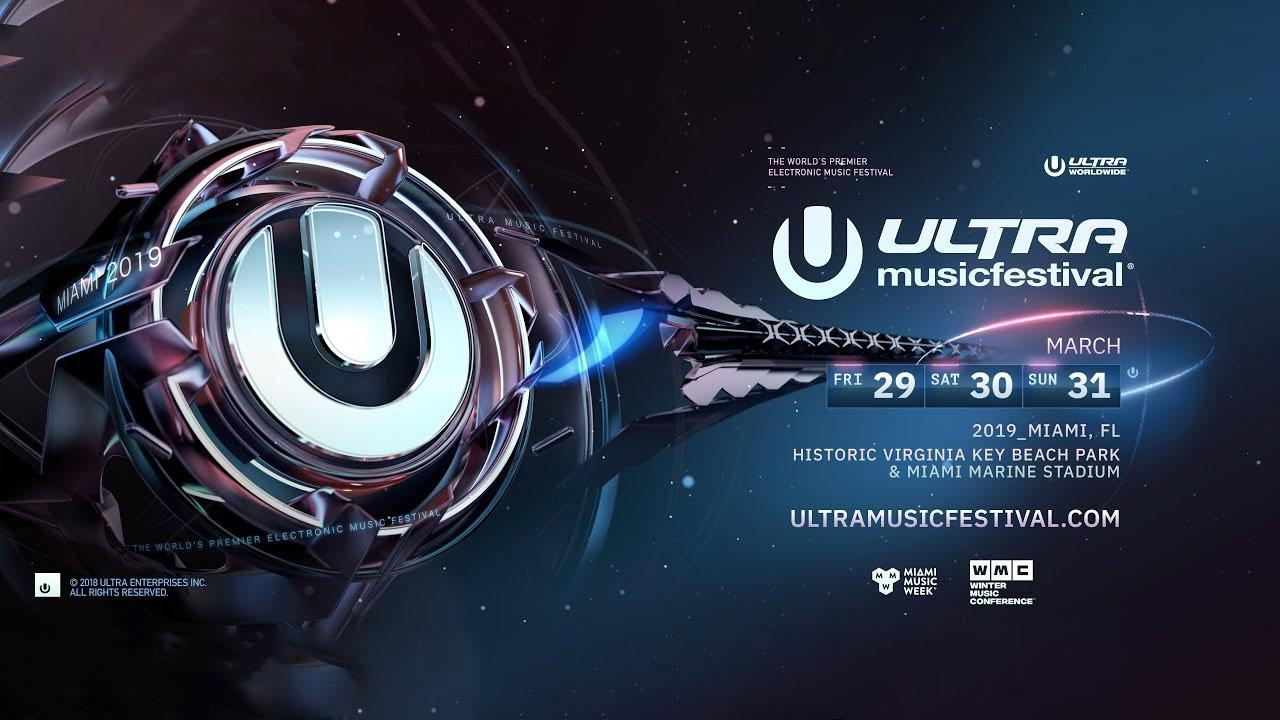 Ultra Music Festival Miami Phase 1 Lineup