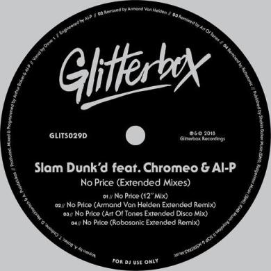 Slam Dunk'd No Price Chromeo Al-P Glitterbox
