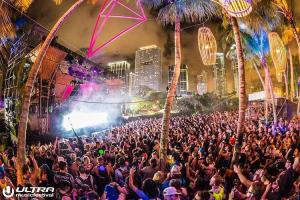 UMF Radio stage Ultra 2017