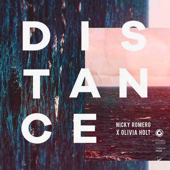 Nicky Romero Olivia Holt Distance Protocol