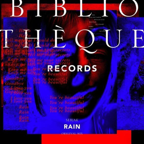 Sebjak Rain Bibliothèque