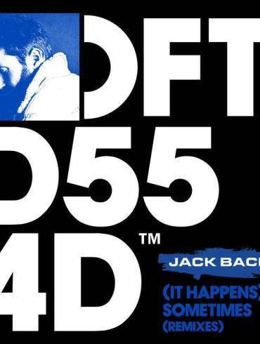 jack back it happens sometimes David Penn OFFAIAH remix defected