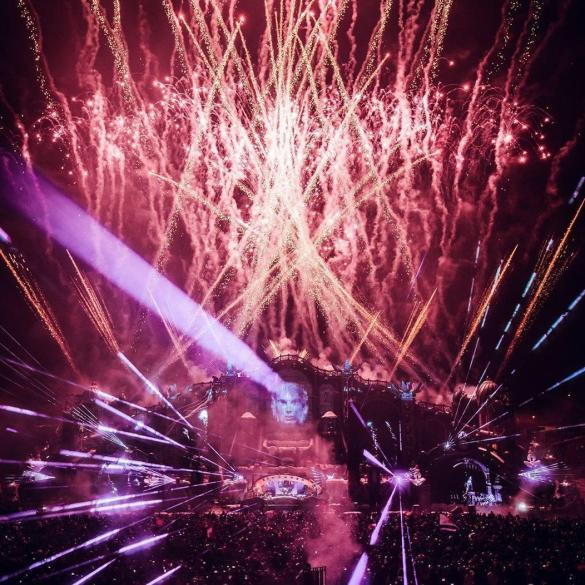 Martin Garrix Mistaken Tomorrowland Winter 2019