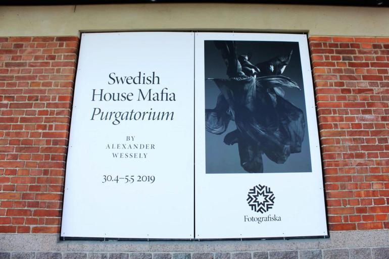 Swedish House Mafia Fotografiska exhibition