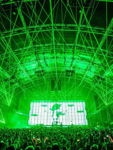 Eric Prydz HOLO Steel Yard london 2019