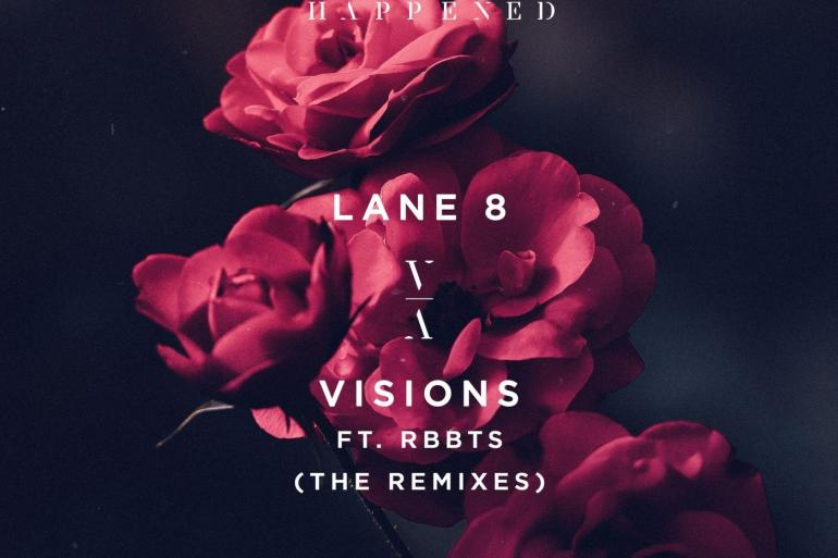 Lane 8 Visions remix Ocula Township Rebellion Rinzen