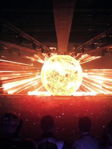 Eric Prydz Holosphere Tomorrowland 2019