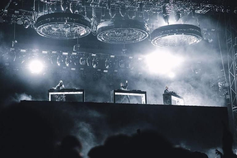 Swedish House Mafia Open'er Festival