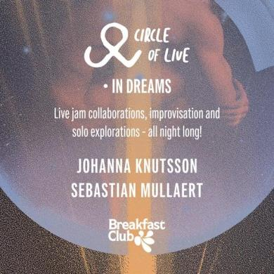 Circle Of Live Sleeping Concert Amsterdam Dance Event ADE