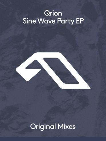QRION Sine Wave Party EP Anjunadeep