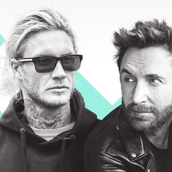 David Guetta Morten Spotify Mint