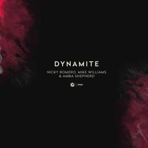 Nicky Romero Mike Williams Dynamite Amba Shepherd Protocol